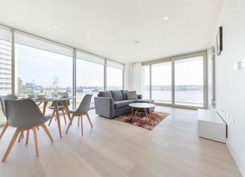 Thumbnail 2 bedroom flat to rent in Liner House, 16 Admiralty Avenue, Royal Wharf, London