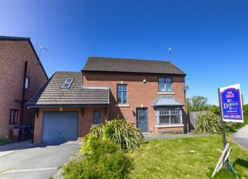 Thumbnail 3 bedroom detached house for sale in Chadwicks Close, Stalybridge