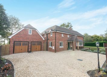 Thumbnail Detached house for sale in Andover Road, Faberstown, Andover