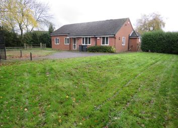 Thumbnail 4 bed detached bungalow for sale in Bulls Lane, Wishaw, Sutton Coldfield