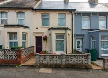 Thumbnail 2 bed terraced house for sale in Denmark Street, Folkestone