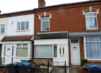 Thumbnail 3 bed terraced house for sale in Midland Road, Kings Norton, Birmingham
