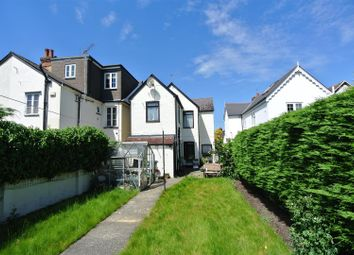Thumbnail 3 bed detached house for sale in The Crescent, Weybridge