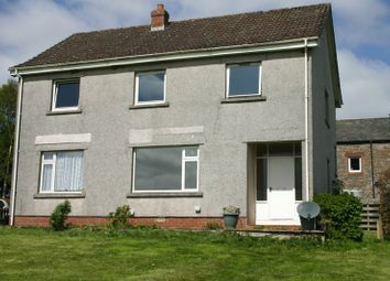 Thumbnail 3 bed detached house for sale in Dalton, Lockerbie