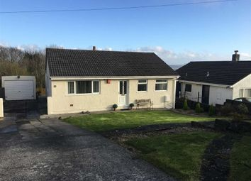 Thumbnail 3 bed detached bungalow for sale in Heol Nant, Swiss Valley, Llanelli