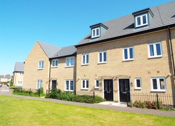 Thumbnail 3 bed property to rent in Meadow Gardens, Huntingdon