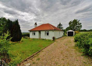 Thumbnail 3 bed detached bungalow for sale in Lewis Lane, Stutton, Ipswich