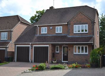 Thumbnail 4 bed detached house for sale in Kiln Drive, Curridge, Berkshire