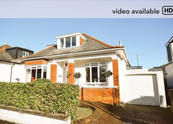 Thumbnail 4 bed detached bungalow for sale in Netherhill Avenue, Glasgow