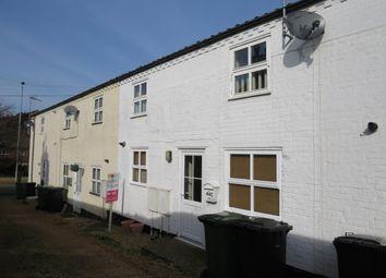 Thumbnail 2 bedroom terraced house to rent in Lynn Road, Downham Market