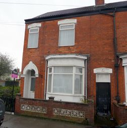 Thumbnail 3 bedroom end terrace house for sale in Sherburn Street, Hull, East Riding Of Yorkshire