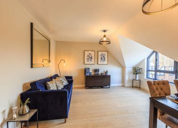 Thumbnail 1 bed flat for sale in The Broadway, Cheam, Sutton