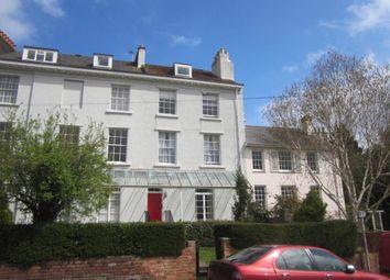 Thumbnail 2 bedroom flat to rent in Belmont Road, Exeter, Devon
