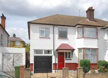 Thumbnail 6 bed semi-detached house to rent in Dollis Hill Avenue, London