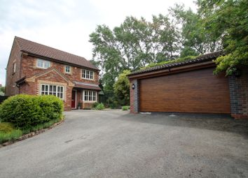 Thumbnail 4 bedroom detached house for sale in Stoppard Close, Ilkeston