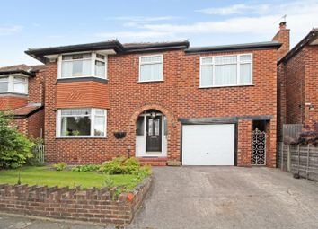 Thumbnail 5 bed detached house for sale in Richmond Hill Road, Cheadle