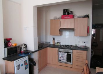 Thumbnail 1 bedroom flat to rent in Albany Road, Roath, Cardiff