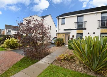 Thumbnail 3 bed semi-detached house for sale in Pioneer Place, Braehead, Renfrew