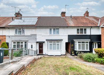 Thumbnail Terraced house for sale in Cheverton Road, Northfield, Birmingham