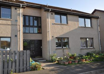 Thumbnail 2 bed flat for sale in Glebe Crescent, Kinloss, Forres