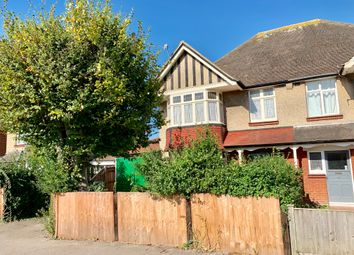 Thumbnail 4 bed semi-detached house for sale in Radway Road, Upper Shirley, Southampton