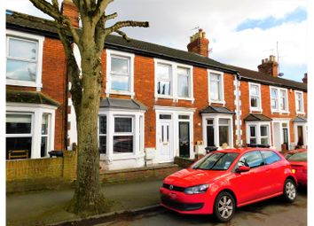 Thumbnail 2 bed terraced house for sale in Avenue Road Old Town, Swindon