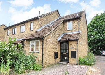 Thumbnail 1 bed end terrace house to rent in Broadfields, Oxford