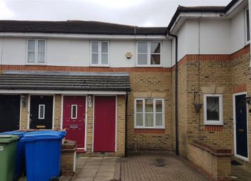Thumbnail 3 bed terraced house to rent in Sherwood Gardens, London