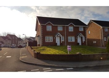 Thumbnail 3 bed semi-detached house for sale in Heol Y Bwlch, Bynea, Llanelli