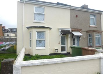 Thumbnail 2 bed property to rent in Lucas Terrace, Plymouth