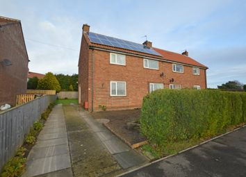 Thumbnail 3 bed semi-detached house for sale in Westway, Eastfield, Scarborough