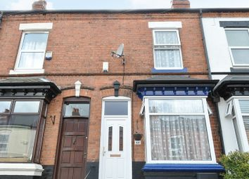 Thumbnail 3 bed terraced house for sale in Lea House Road, Stirchley, Birmingham