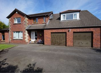Thumbnail 4 bedroom detached house for sale in The Meadows, Donaghadee