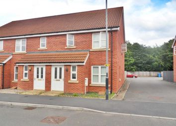 Thumbnail 2 bedroom end terrace house for sale in Girton Way, Mickleover, Derby