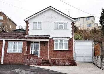 Thumbnail 3 bed link-detached house for sale in Clydach Road, Craig Cefn Parc, Clydach