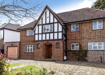 Thumbnail 4 bed detached house to rent in Upfield, Croydon