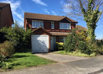 Thumbnail 4 bed detached house for sale in The Downs, Aldridge, Walsall, West Midlands