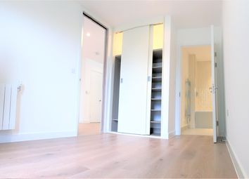 Thumbnail 1 bed flat to rent in Ottley Drive, Greenwich