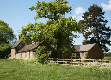 Thumbnail 5 bed farmhouse to rent in Exton Lane, Burley, Oakham