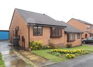 Thumbnail 2 bed semi-detached bungalow for sale in Bradshaw Avenue, Treeton, Rotherham, South Yorkshire