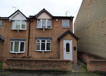 Thumbnail 3 bed semi-detached house for sale in Osberton Street, Rawmarsh