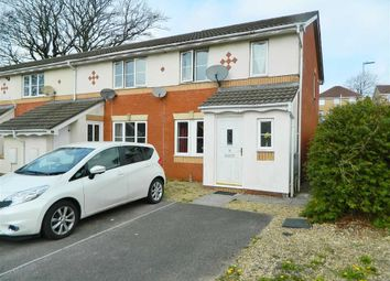 Thumbnail 3 bed end terrace house for sale in Charlotte Court, Townhill, Swansea