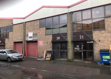 Thumbnail Light industrial to let in Unit 20, River Road Business Park, River Road, Barking, Essex