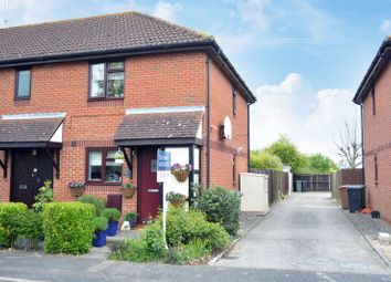 Thumbnail 2 bedroom end terrace house for sale in Mansfield Gardens, Didcot