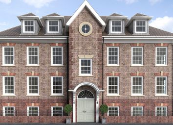Thumbnail 2 bed flat for sale in York Rise, Orpington