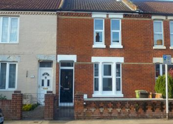 Thumbnail 3 bedroom terraced house to rent in The Crescent, Eastleigh
