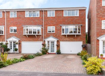 Thumbnail 4 bed semi-detached house for sale in Baronsmead, Henley-On-Thames, Oxfordshire