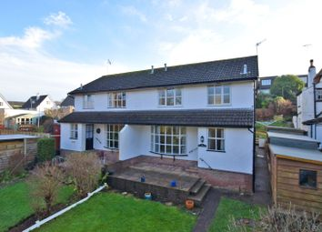 Thumbnail 3 bed semi-detached house for sale in Underhill, Lympstone, Exmouth
