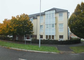 Thumbnail 2 bed flat for sale in Leigh Park Court, Leigh Park Way, Westbury, Wiltshire