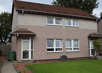 Thumbnail 2 bed semi-detached house for sale in 16 Craigton Place, Drumoyne, Glasgow